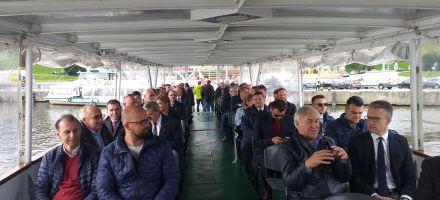 """XI rejs z okazji Światowego Dnia Morza """"Dobry czas dla wind offshore dla Szczecina i Regionu?"""" - 21.09.2021"""